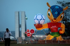 Meet Fuleco, the mascot for the 2014 World Cup in Brazil