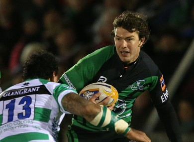 Poolman scored a try against Treviso on his full debut.