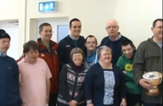 VIDEO: Darren O'Neill donates his act of kindness to Special Olympics Ireland