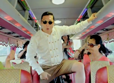 PSY: Almost unknown outside South Korea three months ago, and now a worldwide sensation.