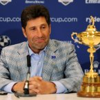 Jose Maria Olazabal must have delivered some inspirational words to the European Ryder Cup team. In a seemingly impossible position going into the final day of the competition, they earned what had at one stage seemed a highly unlikely victory (Andrew Matthews/PA Wire).