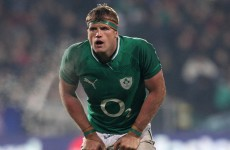 Guinness Series: Heaslip ready to mix it with the 'big boys' from South Africa
