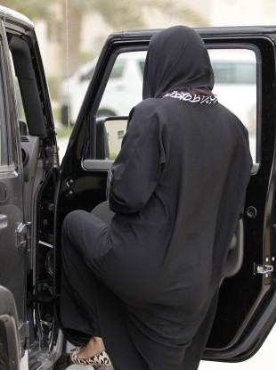 Saudi Arabia is the only country in the world which bans women from driving.