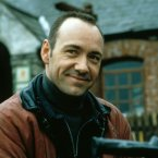 Kevin Spacey has an American accent, and does a particularly crap Irish accent, as evidenced by his performance as Martin Cahill in Ordinary Decent Criminal. 