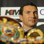 Klitschko went from strenght to strength this year, overcoming every challenge he faced, preserving his immaculate record and holding onto his numerous titles. (AP Photo/Alik Keplicz)