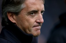 'I don't read the newspapers' — Mancini takes aim at critics