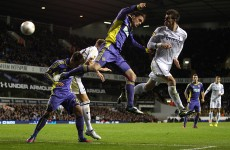 As it happened: Tottenham v NK Maribor, Europa League