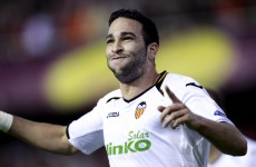VIDEO: Adil Rami's shot from his own half must be the best goal scored in Europe tonight