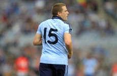 Mossy Quinn calls time on Dublin career