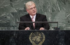 UN vote on Palestine should see 'substantive peace negotiations' – Tánaiste