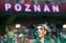 I was there: Ireland 1 Croatia 3, Euro 2012