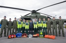 Air Ambulance Service completes over 100 missions