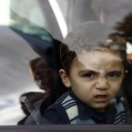 26 October: Bushr Al Tawashi, a two-year-old Syrian boy was believed dead after his family inadvertently left him behind when they fled shelling in Damascus last summer. He was reunited with his parents in Cyprus. Their lawyer said, 