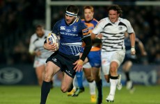 Rejigs and highlight reels for depleted Leinster backline