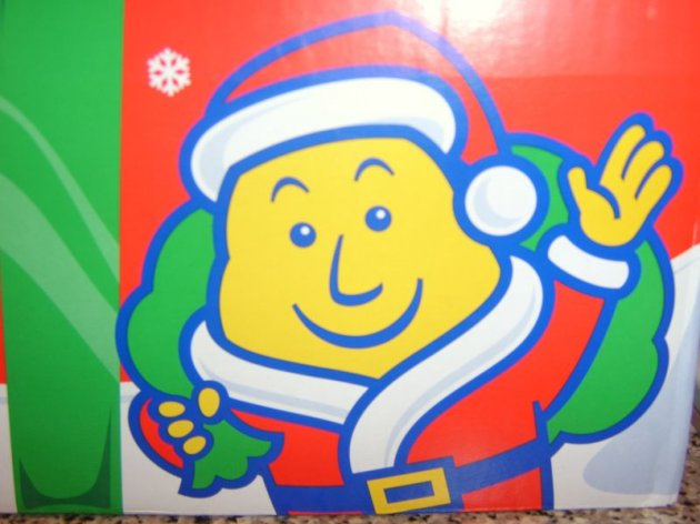 festive tayto