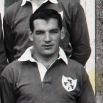 Gerry Culliton was capped 19 times for Ireland and also featured on the 1961 Barbarians side that provided South Africa with their only loss of a 30-match tour. Image: INPHO/IRFU Collection