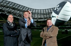 Ireland v England legends: 'We still know how to play the game' declares Byrne