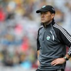 Final call. Jack O'Connor watches on during his side's defeat to Donegal. The loss marks the end of their 2012 campaign and a week later he brings his tenure as Kerry manager to a close. (INPHO/Colm O'Neill).