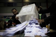 Egypt awaits referendum results as opposition cries fraud