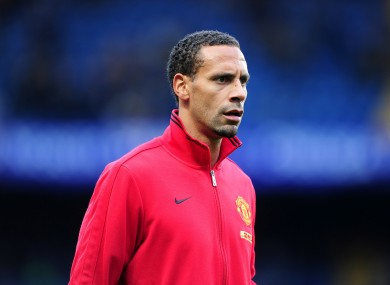 Rio Ferdinand feels UEFA's punishment against the Serbian FA was unduly lenient.