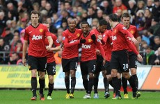 As it happened: Swansea v Manchester United, Premier League