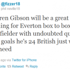 Okay, so he may have got his nationality wrong but Phil Neville is being proven right with this prediction.