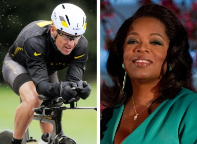 Armstrong has agreed to a rare televised interview that will air next week and will address allegations that he used performance-enhancing drugs during his cycling career.