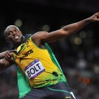 """Usain you are bad, you are an arsehole."" – What a man accused of throwing a plastic beer bottle on to the track at the 100m metres final at the London Olympics allegedly shouted at sprinter Usain Bolt."