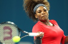 Serena imposes authority with crushing win