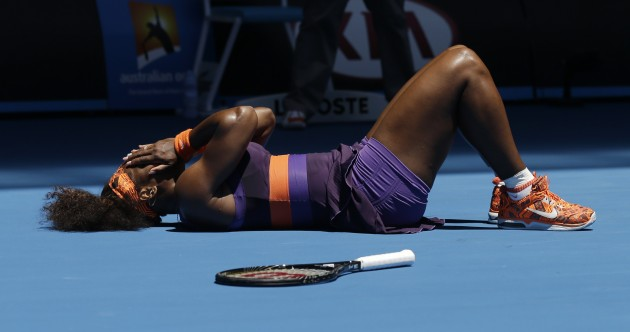 Bullet point briefing: what you missed on day 2 at the Australian Open