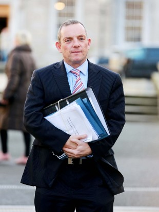 Chairman of the Oireachtas committee on health and children, Jerry Buttimer