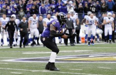 VIDEO: One last dance for Ray Lewis