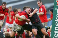As it happened: Edinburgh v Munster, Heineken Cup