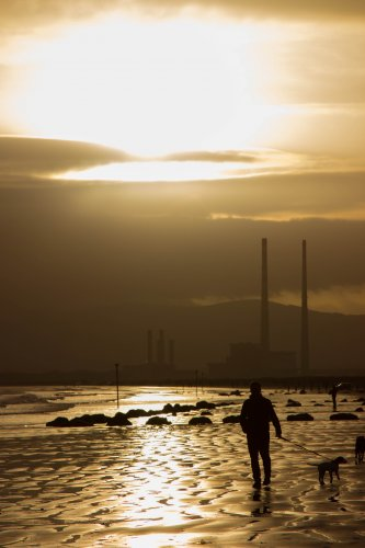 dollymount sunset