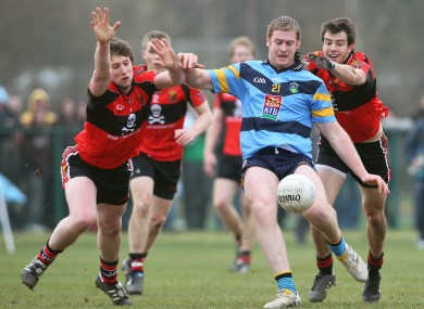 UCD's Donal Kingston, and the UCC pair of Eoin O'Mahony and Jamie O'Sullivan will all be in action.