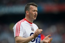 Uncertainty over Cusack's future Cork playing career