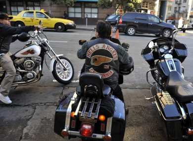 Hells Angels in San Francisco