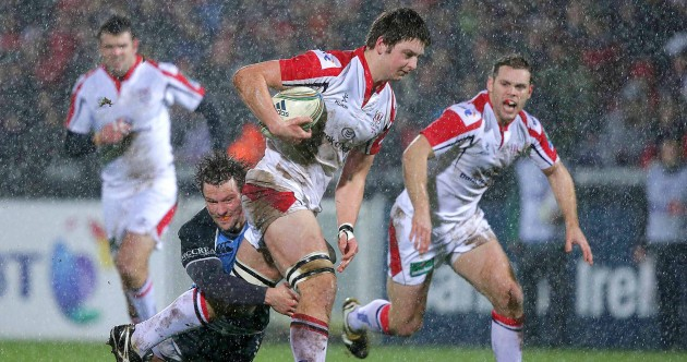 As it happened: Ulster v Glasgow Warriors, Heineken Cup