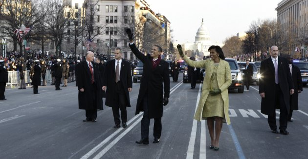 Inauguration The Walk