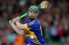 Tipperary draft in newcomers to hurling side