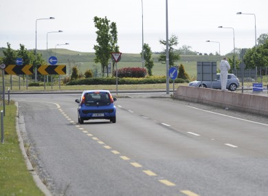 File photo of the N11 (not of scene)