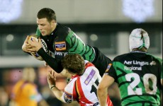 Elwood claims Connacht are 'back on the horse' after thumping win over Dragons