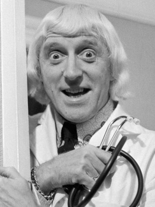 File photo dated 01/01/72 of DJ Jimmy Savile