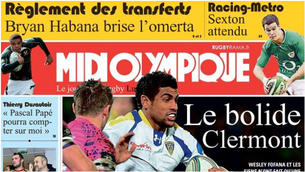 Sexton - Racing Metro
