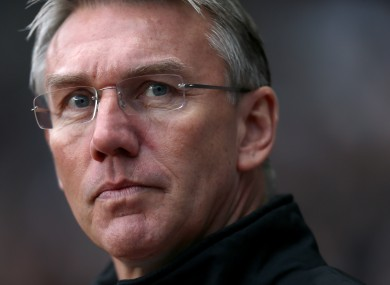 Southampton's sacking of Nigel Adkins was not well received by many of the club's fans.