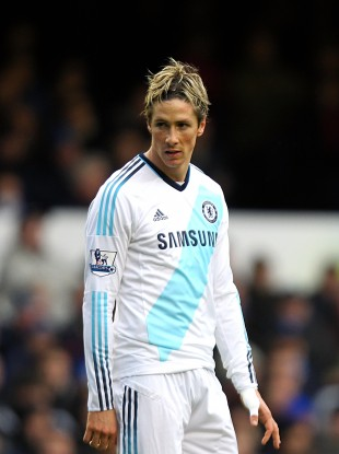 Torres has struggled to live up to expectations since joining Chelsea.