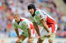 Heineken Cup battles look out of reach for injured Ferris