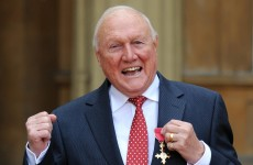 Veteran BBC broadcaster Stuart Hall charged with rape