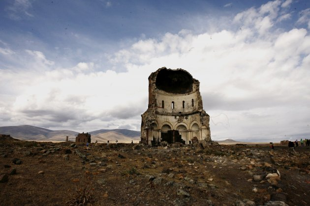 Turkey Armenian Monuments