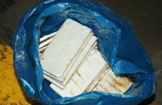 €225,000 of cocaine found glued to suitcase at Dublin airport